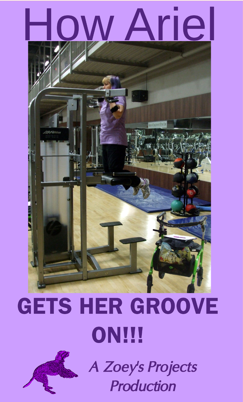 Poster for How Ariel Gets Her Groove On!!!